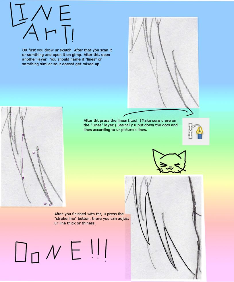 Gimp lineart tutorial by glomp me and die on deviantart gimp lineart tutorial by glomp me and die baditri Gallery