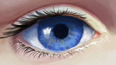 Just Another Eye Study