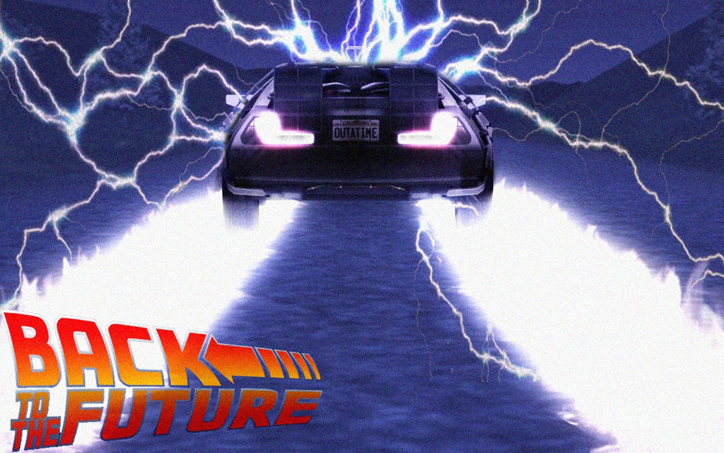 Back TO The FUTURE By 32Rabbit On DeviantArt