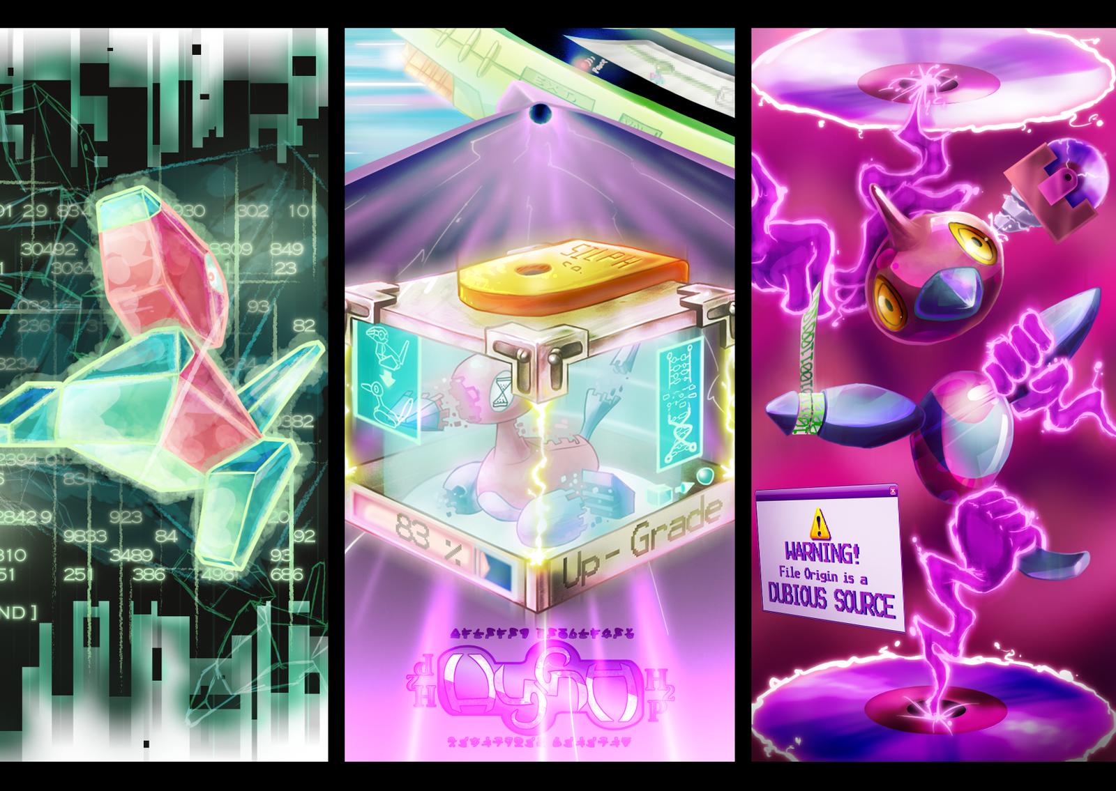 Digital Evolution by Hugo-H2P