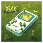 GameBoy 30th