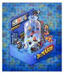 Isometric Nostalgia: Dr. Mario