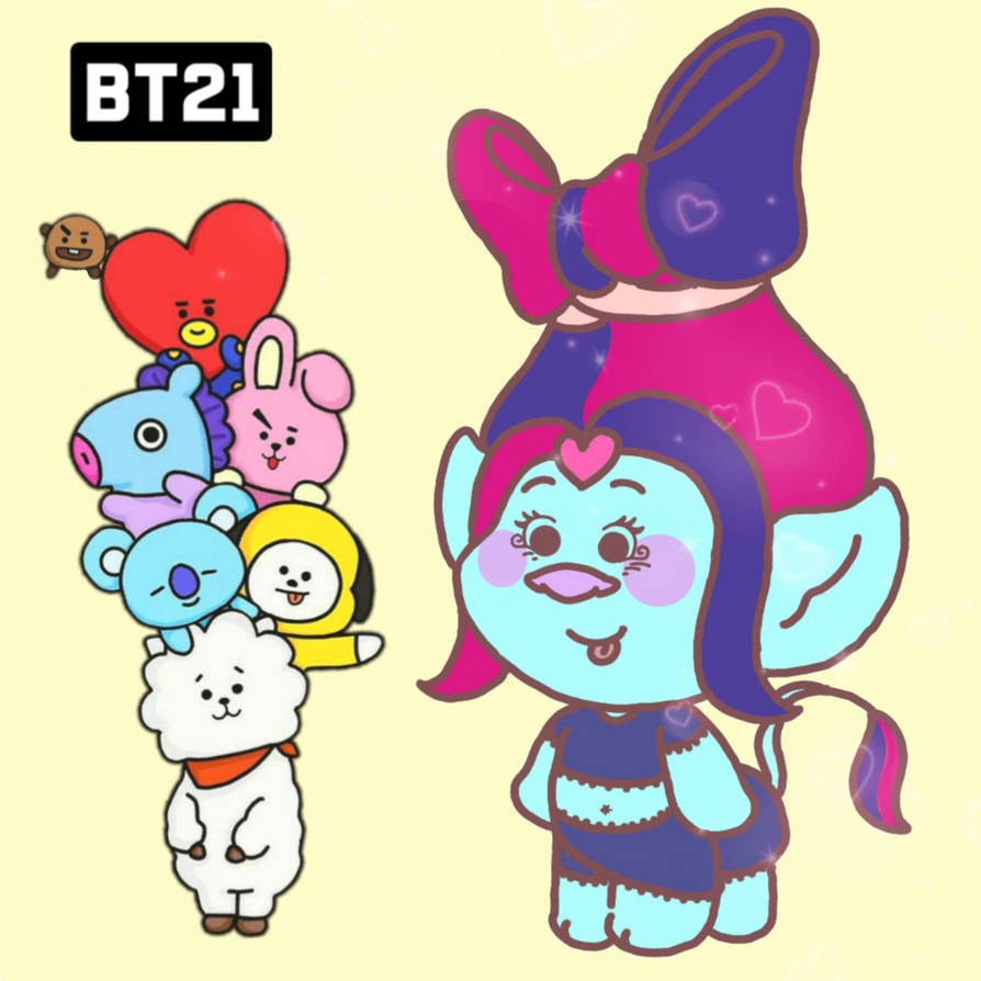 BT21 Love Note by Rainbow696