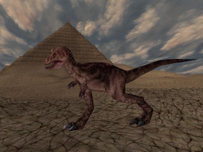 Carnivores 2 - Fake Animal - Carnotaurus by Poharex on ...