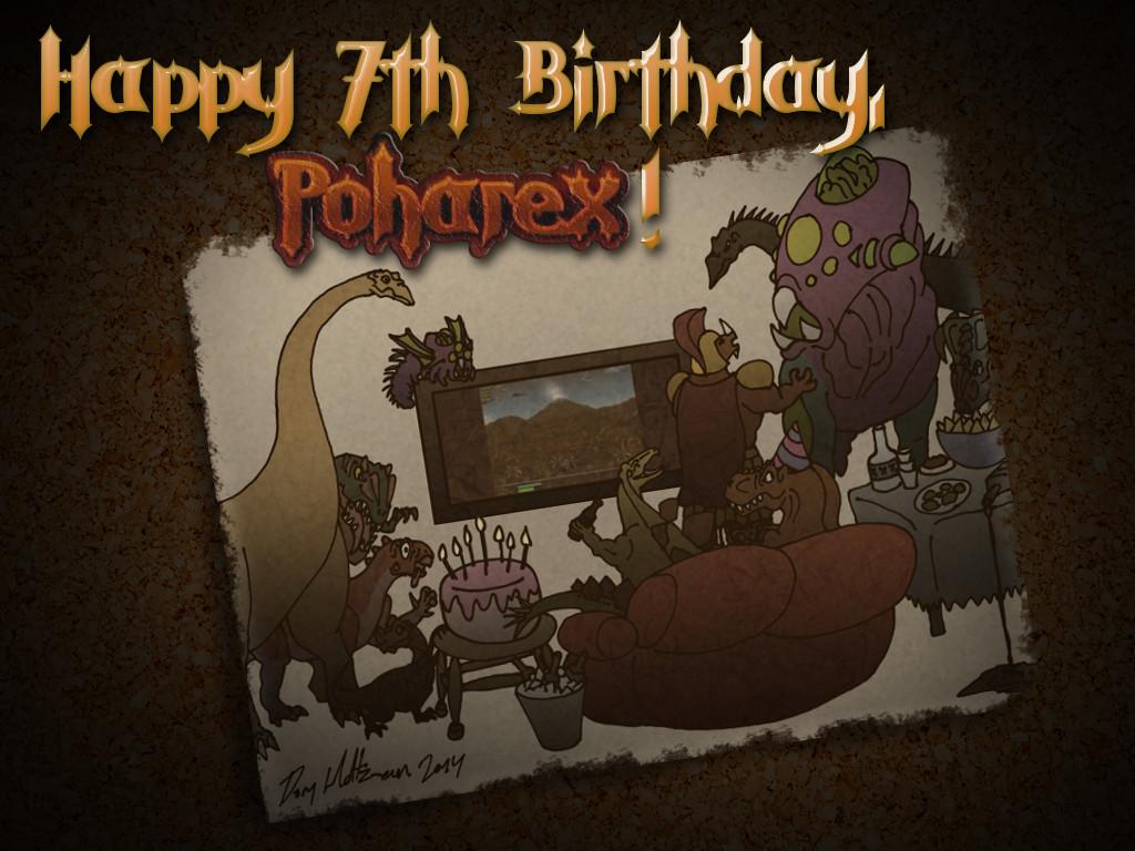 Anniversary #7
