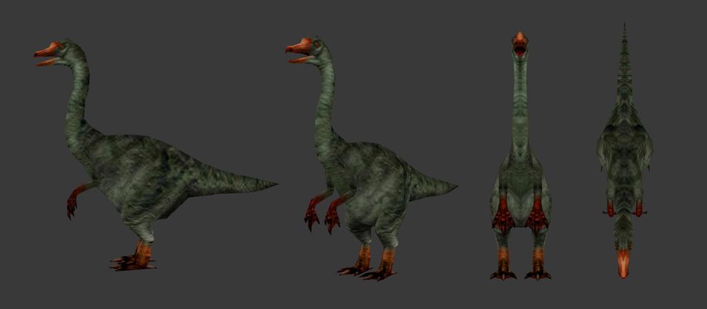 Carnivores 2 - Anseraptor by Poharex