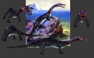 Carnivores+ Nothosaurus by Poharex