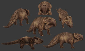 Carnivores 2- Mediceratops