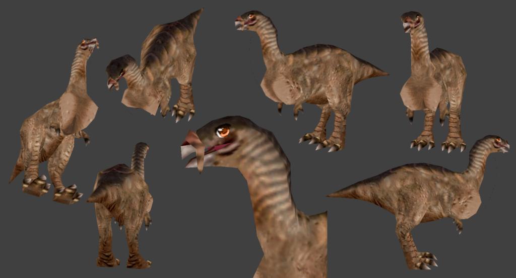 Carnivores Triassic - Innovator spinneri by Poharex
