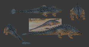 Carnivores+ Pinacosaurus