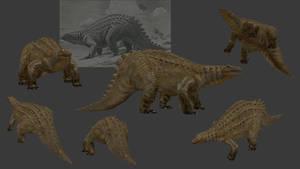 Carnivores+ Scelidosaurus