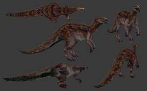 Carnivores 2 - Burianosaurus by Poharex