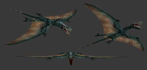 Carnivores+ Dorygnathus by Poharex