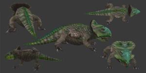 Primal Resort - Protoceratops