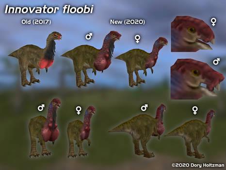 Innovator floobi (2020 Remodel)