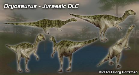 Dryosaurus (Carnivores+ Jurassic DLC)