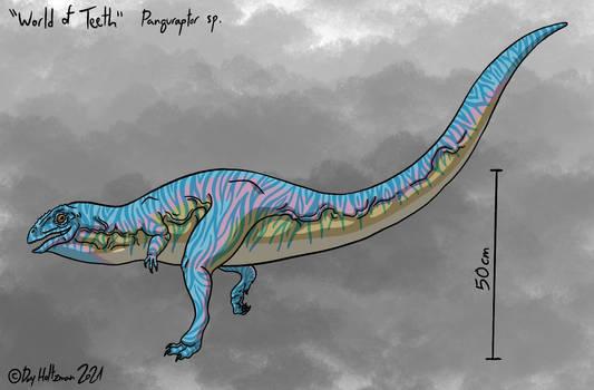 World of Teeth - Panguraptor