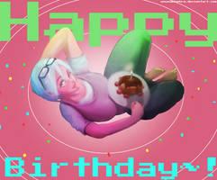 Happy Birthday, Kaemede!