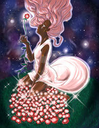 Galaxy Rose Queen