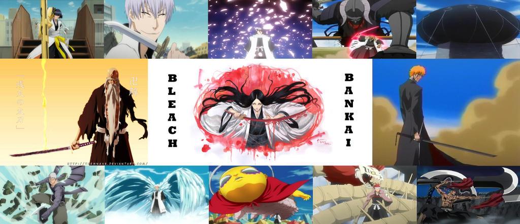 Bleach Bankai All Characters By Batangraxo