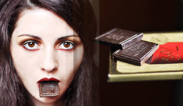 dark chocolate infatuation