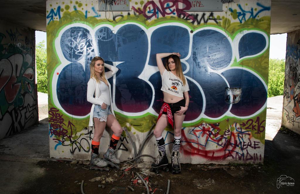 roller skates 36 by inferno-sensus