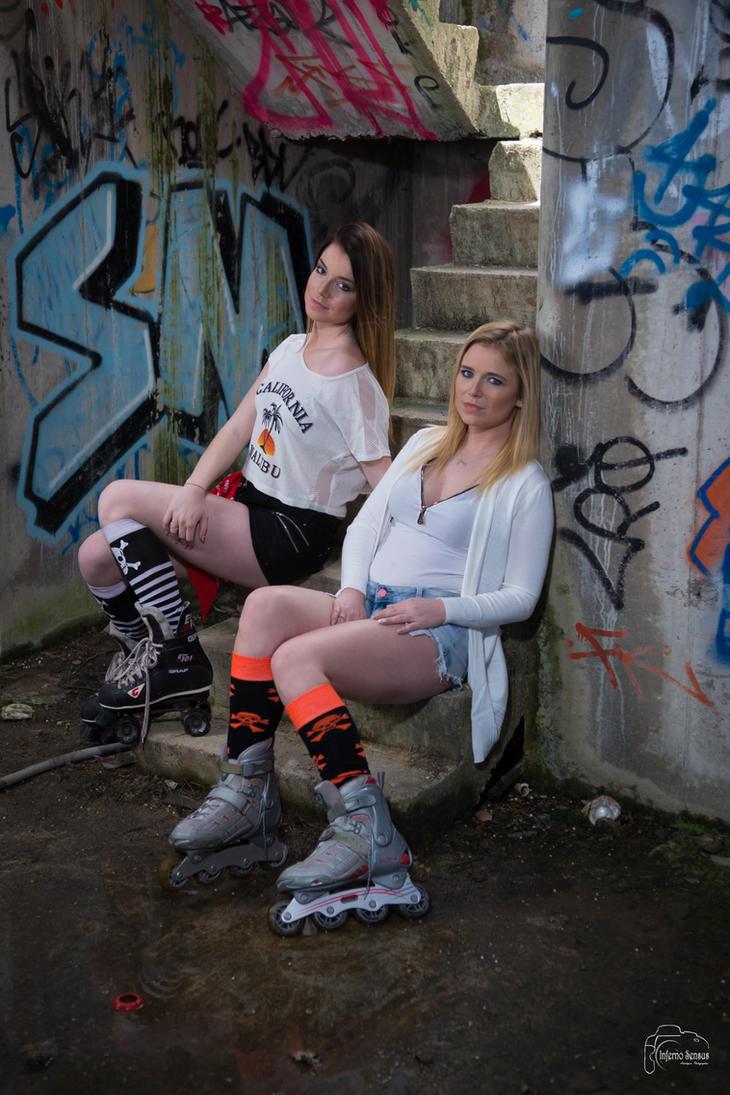 roller skates 35 by inferno-sensus