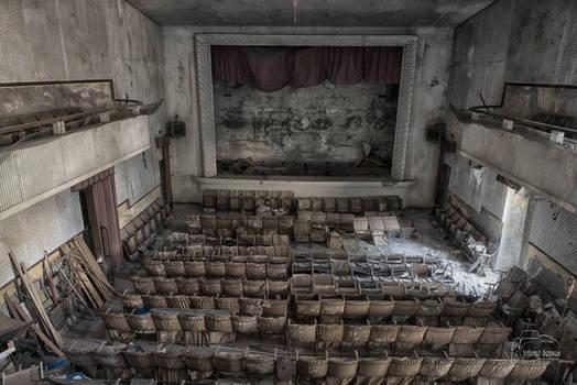 urbex cinema 12