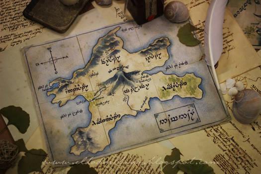 Elvish Numenor prop map updated