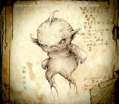 Mandrake by dodoalbino