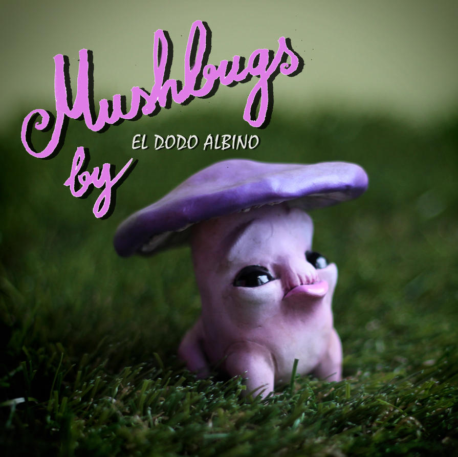 Mushbug , the sad one by dodoalbino
