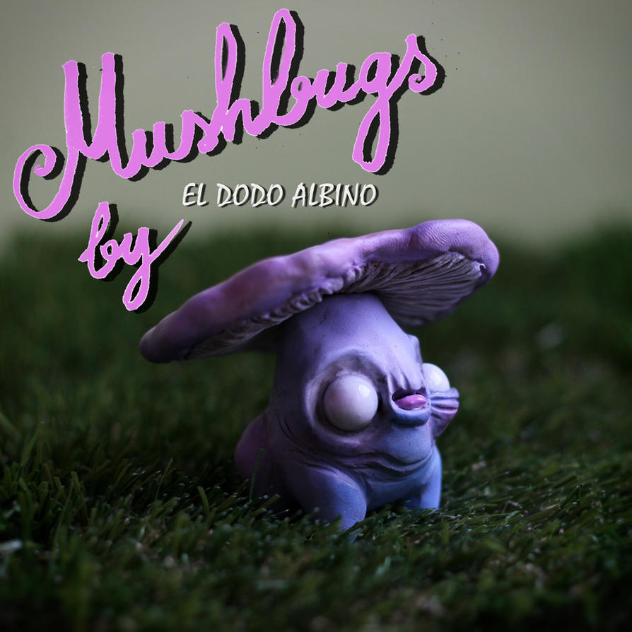 Mushbug , the zombie by dodoalbino