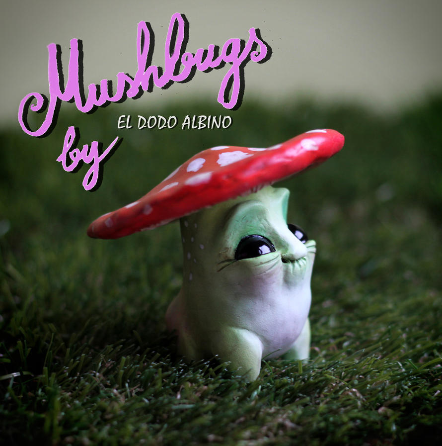 Mushbug the happy one by dodoalbino