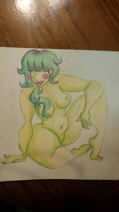 Green Babe