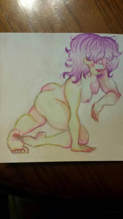 Purple Hair part2...