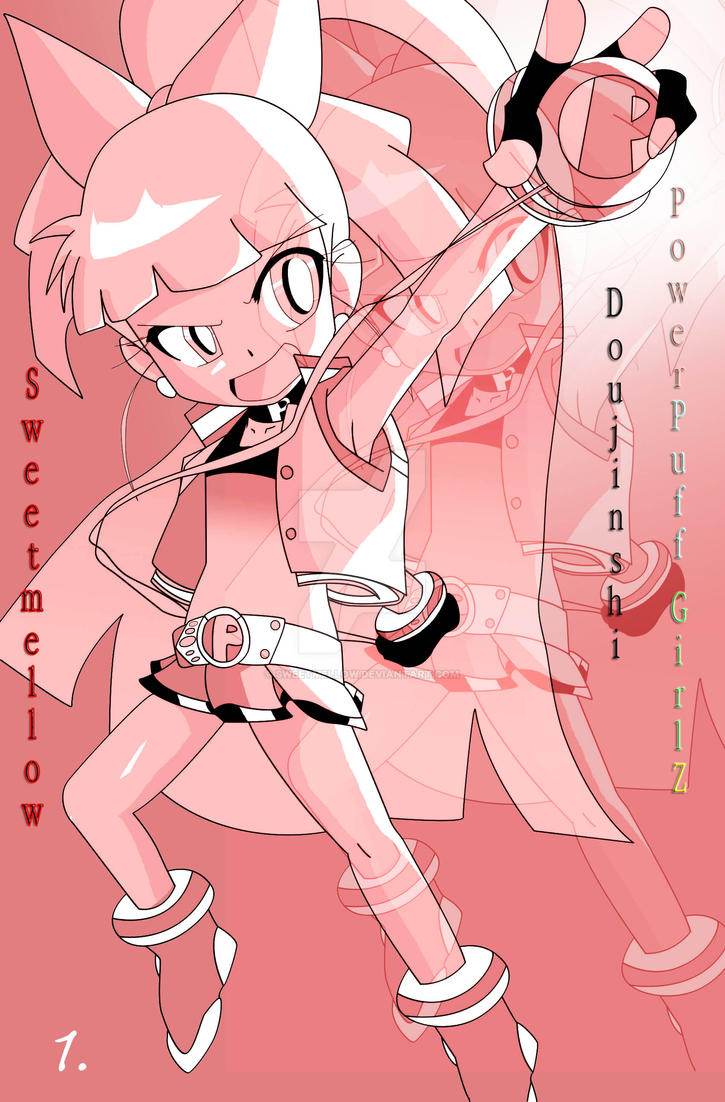 PowerPuff GirlZ Doujinshi Chap. 1 GirlZ! Decide! by Sweetmellow