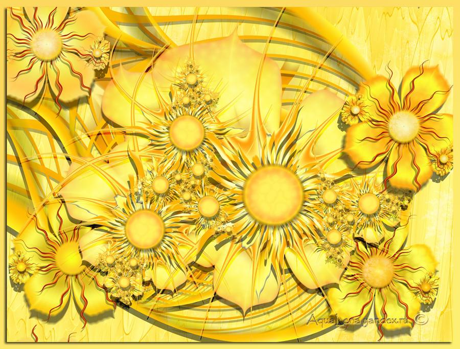 Solar May by lady-AquaLena