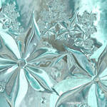 Snow Queen Flowers by lady-AquaLena