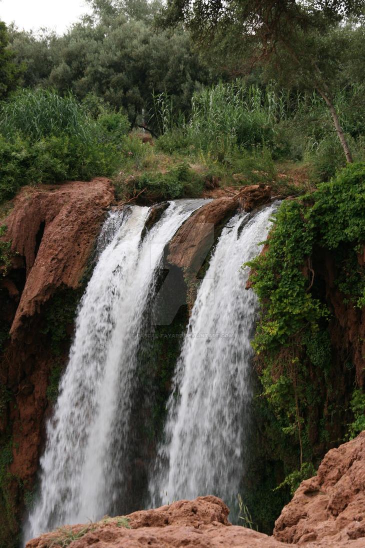 Cascade d'Ouzoud 2 - Maroc - Original by Pascal-Fayard