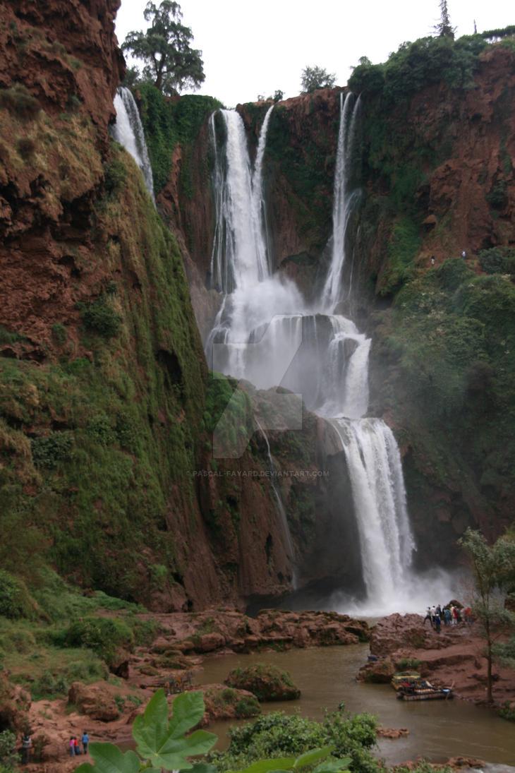 Cascade d'Ouzoud 3 - Maroc - Original by Pascal-Fayard