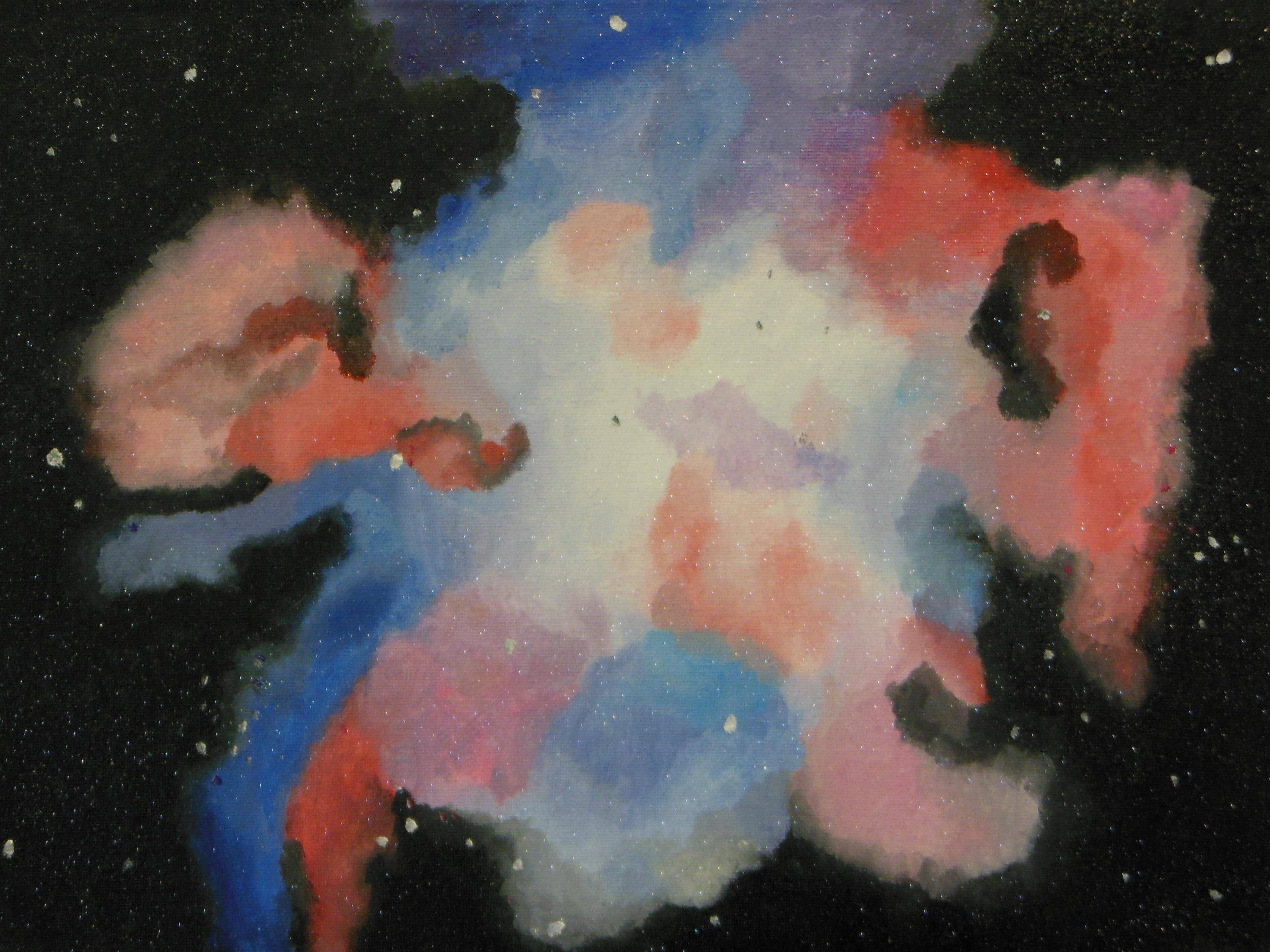 Orion Nebula by KKayla2313 on DeviantArt