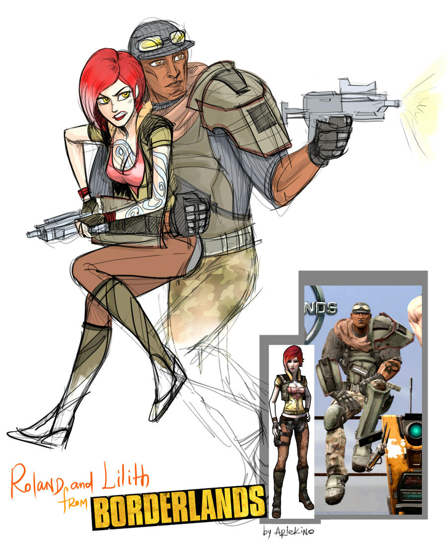 borderlands 2 roland and lilith dating games