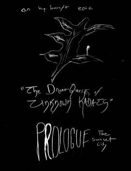 Prologue: The Sunset City, Page One