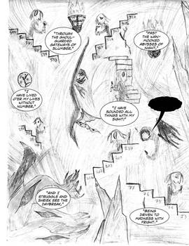 Issue 1: Descent, Page 5