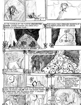 Issue 1: Descent, Page 7