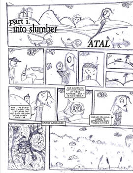 Issue 2: Atal, Page 3