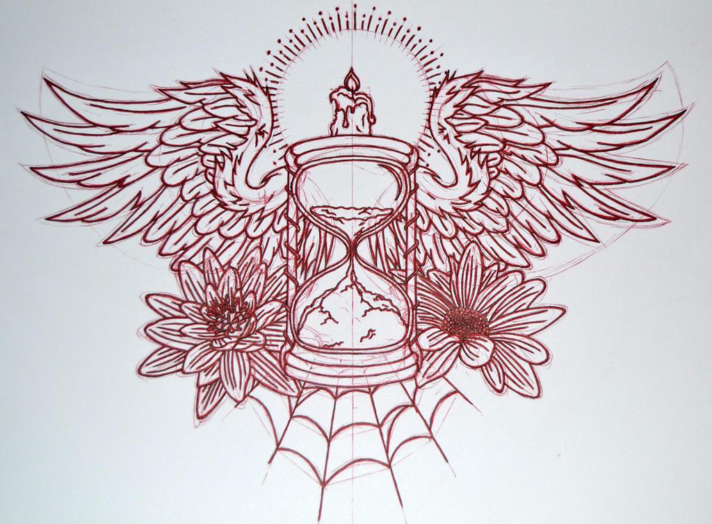 Chest Piece Design By AvengedGinge On DeviantArt