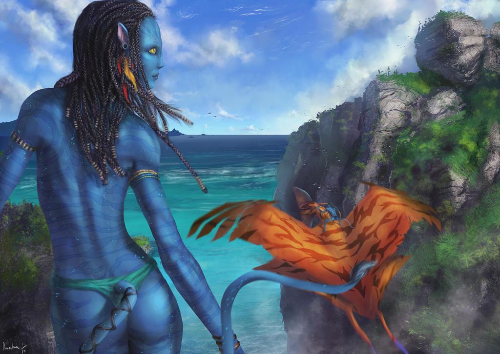 Avatar by Anocha