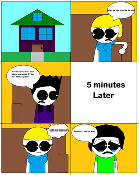 The Slim and Jim show 2 (Page 1)
