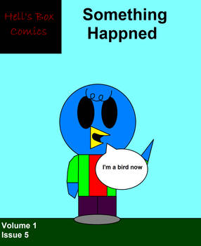 Something Happned 5 (Cover)